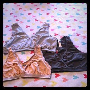 Other - Bundle of nursing bras size M